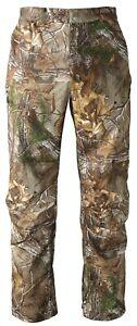 Cabela's Men's Scent-Lok Waterproof Suede Dry-Plus Realtree XTRA Hunting Pants