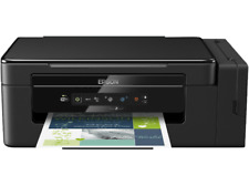 Epson EcoTank 3-in-1 Tintenstrahl Multifunktionsdrucker ET-2600 Drucker Scanner