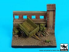 Black Dog 1/35 Battle of Hue Street Section Vietnam 1968 Base (10 x 8 cm) D35083
