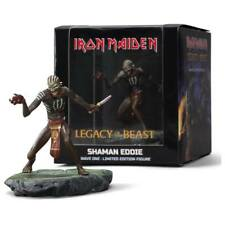 Iron Maiden Legacy of The Beast Figure PVC Shaman Eddie 10 Cm