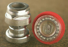 """Vintage 1980's Campagnolo Corsa C - Record 1"""" inch threaded headset NOS Bearings"""