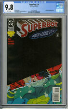 SUPERBOY #14 CGC 9.8 NM/MT 2nd KING SHARK in SUICIDE SQUAD Highest GRADED COPY!