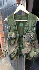British Army DPM General Purpose Ops Tactical Vest 2000 Dated