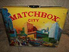 Vintage 60's Era Matchbox City