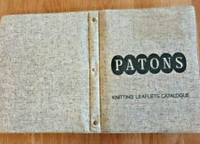 PATONS KNITTING PATTERN FOLDER 75+ PATTERNS FOR ALL THE FAMILY