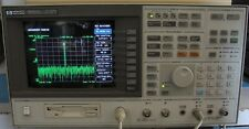 HP AGILENT 89440A DC-1.8 GHz VECTOR SIGNAL ANALYZER W/5 OPTS! NIST CALIBRATED!