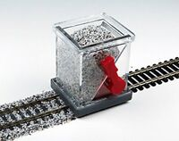 Bachmann 39015 HO Scale Ballast Spreader w/Shutoff