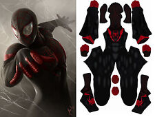 Miles Morales Ultimate Spider-Man Costume Pattern