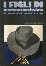 MU23 I figli di mammasantissima Del Buono Mondadori 1972