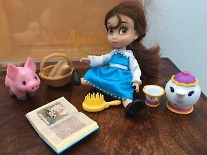 Disney Animators Collection Mini Doll Playset -  Belle