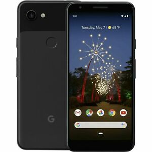 Google Pixel 3a 64GB Android Unlocked Verizon AT&T T-mobile Sprint Smartphone