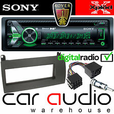 ROVER 75 Sony DAB Bluetooth CD MP3 USB Car Stereo Player & Complete Fitting Kit