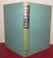 LOVE IN THE SOUTH SEAS Bengt Danielsson 1956 Pacific Marriage Fertility Rites HB