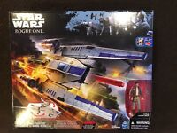 Star Wars Rogue One U-Wing Fighter by Hasbro With Captain Cassian Andor