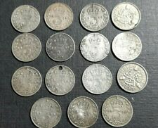 More details for george v silver threepence 3d ; date range 1912 - 1935 ; 15 x coins gb job lot