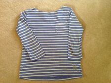 Girls' Boat Neck Striped T-Shirts, Tops & Shirts (2-16 Years)