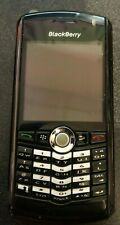 [Broken] BlackBerry Pearl 8100 Black Cell Phone Fast Ship Excellent Used [Read]