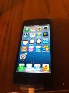 Apple iPhone 5 - 16GB - Black & Slate A1428 (T Mobile Only) iOS 6 Brand New