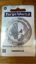 WARHAMMER 40K FORGE WORLD LIMITED EDITION EVENT ONLY 2014 KRAATOS S/M MINOTAURS
