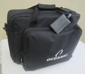Oceanic Travel Backpack / Attaché Scuba Dive Gear Regulator Bag for Scuba Diving