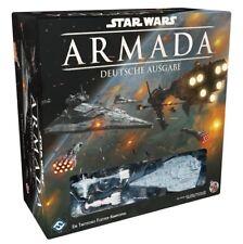 Star Wars Armada Grundspiel (Deutsch) X-Wing, Zerstörer, Tie-Fighter, Korvette