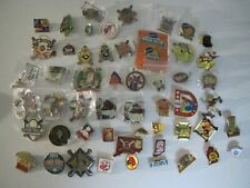Lot of 50+ Little League Pins - Traders and Keepers