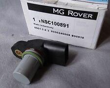 New Genuine MG ZT ZT-T Rover 75 Camshaft position sensor NSC100891