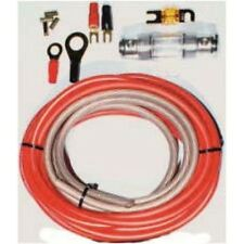 Autoleads CK-100 10mm ² Cavo Kit con POWERKABEL PURO RAME OFC 99,9%
