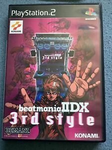 BeatMania IIDX 3rd Style (Sony PlayStation 2, 2000) Japan