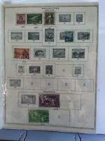 Philippines stamps pages  R24305