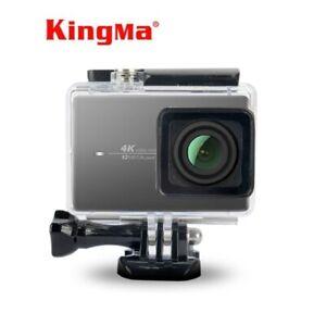 Kingma Unterwasser Gehäuse wasserdicht schwarz antifog für Yi 4K Yi 4K+ Yi Lite