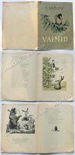 Rare IVAN KRYLOV, illustrated FABLES, ESTONIA 1955