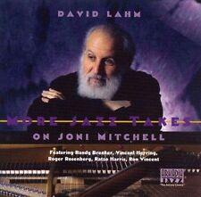 More Jazz Takes on JONI MITCHELL