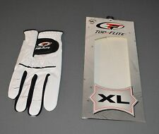 """1 New Womans TopFlite """"XL Line"""" Golf Glove - size LARGE for LH golfer"""