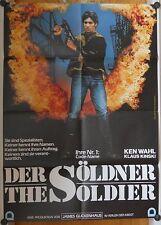 SÖLDNER (Plakat '82) - KEN WAHL / KLAUS KINSKI