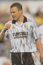 Football Photo>PAUL KERR Port Vale 1992-93