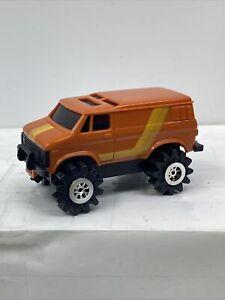 Schaper Stomper 4x4 Chevrolet Van 1st Gen Running Light Working Vintage Orange
