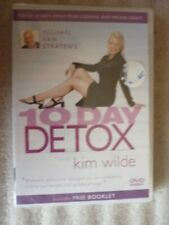 Michael Van Straten's 10 Day Detox With Kim Wilde (DVD, 2004) SEALED