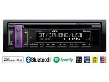 JVC 1DIN KD-T801BT Autoradio Bluetooth CD USB Spotify AUX Variocolor sep. Mikro