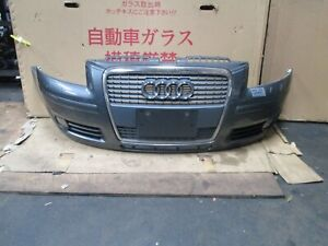 AUDI A3 8P FRONT BUMPER COVER 2004 WITH HL POPPERS & GRILLE