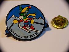 PIN'S VERT BAUDET 1992