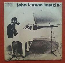 JOHN LENNON-IMAGINE/IT'S SO HARD ITALY 7'' PS 1971 UNIQUE COVER
