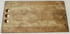 Old Distressed Primitive Wood Cutting Board Farmhouse Country Cottage Decor LG14