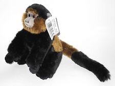Neuware schwarzer Affe sitzend ca. 22cm hoch
