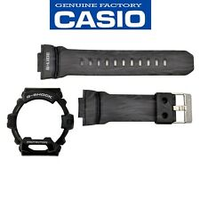 Casio G-Shock Original GLS-8900AR-1 Black Watch band & Bezel Rubber Set
