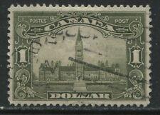 Canada KGV 1929 $1 Parliament used