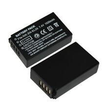 2Pcs Battery for  Nikon EN-EL20a for Nikon V3 J3 J2 J1 AW1 und COOLPIX P1000