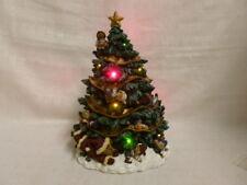Boyds Bear The Twelve Days Of Christmas 27611 1E Lighted Christmas Tree