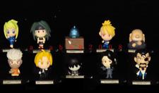 Bandai Fullmetal Alchemist petit figure gashapon Part.2 (set of 10 figures)