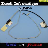 Câble nappe vidéo LVDS pour HP 15-AC 15-AF DC020027J00 40 PINS TOUCH FR